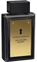 Düfte, Parfümerie und Kosmetik Antonio Banderas The Golden Secret - Eau de Toilette (Tester mit Deckel)