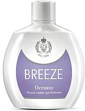 Düfte, Parfümerie und Kosmetik Breeze Oceano - Parfümiertes Deospray