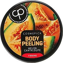 Düfte, Parfümerie und Kosmetik Straffendes Körperpeeling mit Zuckermelone - Cosmepick Body Peeling Melon Cantaloupe