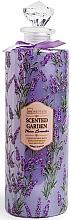 Düfte, Parfümerie und Kosmetik Badeschaum mit Lavendelduft - IDC Institute Scented Garden Luxury Bubble Bath Warm Lavender
