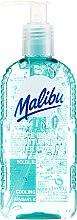 Düfte, Parfümerie und Kosmetik Kühlendes, beruhigendes und feuchtigkeitsspendendes After Sun Körpergel - Malibu Ice Blue Cooling After Sun Gel