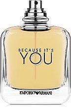 Düfte, Parfümerie und Kosmetik Giorgio Armani Because It's You - Eau de Parfum (Tester ohne Deckel)