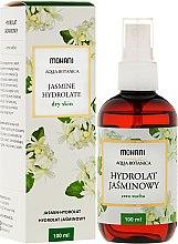 Düfte, Parfümerie und Kosmetik Jasminwasser - Mohani Natural Spa Hydrolate