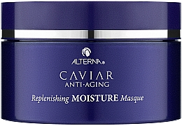 Düfte, Parfümerie und Kosmetik Feuchtigkeitsspendende Intensivkur für trockenes Haar - Alterna Caviar Anti-Aging Replenishing Moisture Masque
