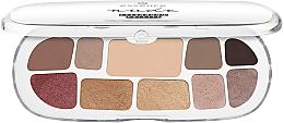 Düfte, Parfümerie und Kosmetik Lidschatten-Palette - Essence Nude Eyeshadow Palette