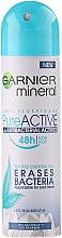 """Düfte, Parfümerie und Kosmetik Antiperspirant Deodorant Spray """"Pure Active"""" - Garnier Mineral Deodorant"""