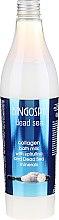 Düfte, Parfümerie und Kosmetik Bademilch mit Spirulina und Mineralien aus dem Toten Meer - BingoSpa Dead Sea Collagen Milk Bath