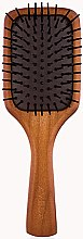 Düfte, Parfümerie und Kosmetik Mini-Haarbürste - Aveda Wooden Mini Paddle Brush
