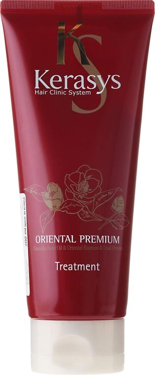 Haarmaske mit Kameliensamenöl, orientalische Essenz und Protein - KeraSys Oriental Premium Treatment