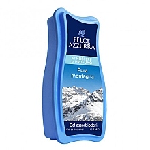 Düfte, Parfümerie und Kosmetik Raumduft-Gel Pura Montagna - Felce Azzurra Gel Air Freshener Pura Montagna