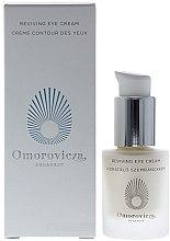 Düfte, Parfümerie und Kosmetik Belebende Augenkonturcreme - Omorovicza Reviving Eye Cream