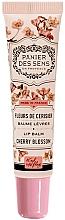 Düfte, Parfümerie und Kosmetik Lippenbalsam mit Sheabutter und Kirschblüte - Panier des Sens Lip Balm Shea Butter Cherry Blossom