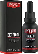Düfte, Parfümerie und Kosmetik Bartöl mit Patschuli - Uppercut Deluxe Beard Oil