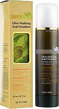 Düfte, Parfümerie und Kosmetik Vitalisierende Gesichtsemulsion mit Schneckenschleim - Dewytree Ultra Vitalizing Snail Emulsion