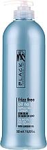 Düfte, Parfümerie und Kosmetik Feuchtigkeitsspendende und nährende Anti-Frizz Haarbehandlung - Black Professional Line Anti-Frizz