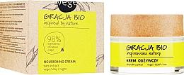 Düfte, Parfümerie und Kosmetik Nährende Gesichtscreme mit Haferextrakt - Gracja Bio Nourishing Face Cream