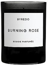 Düfte, Parfümerie und Kosmetik Duftkerze Burning Rose - Byredo Fragranced Candle Burning Rose