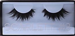 Düfte, Parfümerie und Kosmetik Künstliche Wimpern Scarlett 8 - Huda Beauty