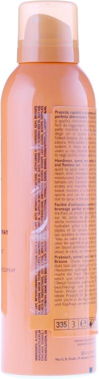 Feuchtigkeitsspendendes Bräunungsspray - Collistar Moisturizing Tanning Spray SPF20 200ml — Bild N2