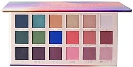 Düfte, Parfümerie und Kosmetik Lidschattenpalette - Moira Stargazing Palette
