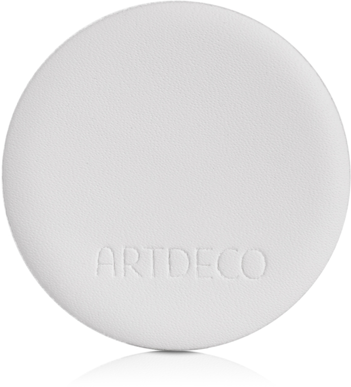Puderquaste - Artdeco Powder Puff For Compact Powder Round — Bild N1