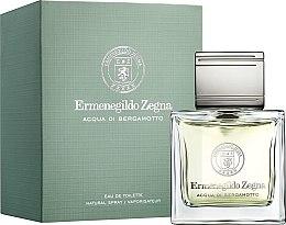 Düfte, Parfümerie und Kosmetik Ermenegildo Zegna Acqua di Bergamotto - Eau de Toilette