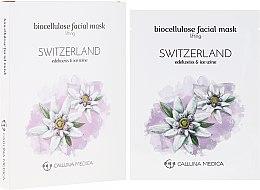 Düfte, Parfümerie und Kosmetik Tuchmaske für das Gesicht mit Lifting-Effekt Schweiz - Calluna Medica Switzerland Lifting Biocellulose Facial Mask