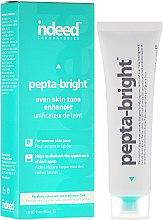 Düfte, Parfümerie und Kosmetik Balancierende Gesichtscreme gegen Pigmentflecken - Indeed Laboratories Pepta-Bright Even Skin Tone Enhancer
