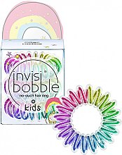 "Düfte, Parfümerie und Kosmetik Haargummis ""Magic Rainbow"" 3 St. - Invisibobble Kids Magic Rainbow"