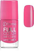 Düfte, Parfümerie und Kosmetik Nagellack - Flormar Full Color Nail Enamel