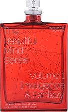 Düfte, Parfümerie und Kosmetik Escentric Molecules The Beautiful Mind Series Intelligence & Fantasy - Eau de Toilette