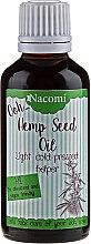 Düfte, Parfümerie und Kosmetik Hanfsamenöl - Nacomi Hemp Seed Oil
