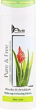 Düfte, Parfümerie und Kosmetik Gesichtsreinigungslotion zum Abschminken mit Aloe Vera - AVA Laboratorium Pure & Free Make-up Removing Lotion