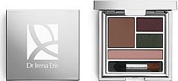 Düfte, Parfümerie und Kosmetik Lidschattenpalette - Dr Irena Eris Perfect Look Eyeshadow Palette