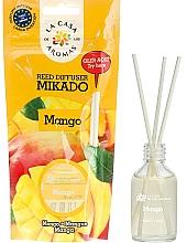Düfte, Parfümerie und Kosmetik Raumerfrischer Mango - La Casa de Los Aromas Mikado Reed Diffuser