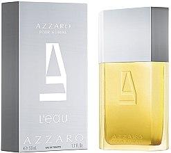 Düfte, Parfümerie und Kosmetik Azzaro Pour Homme L'Eau - Eau de Toilette
