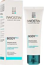 Düfte, Parfümerie und Kosmetik Aktives Fußserum für rissige Haut - Iwostin Body Pro Serum