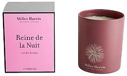 Düfte, Parfümerie und Kosmetik Miller Harris Reine De La Nuit - Duftkerze