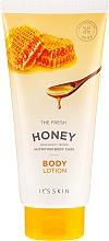 Düfte, Parfümerie und Kosmetik Nährende Körperlotion mit Honig - It's Skin The Fresh Honey Body Lotion