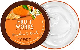 Düfte, Parfümerie und Kosmetik Körperbutter mit Mandarine und Neroli - Grace Cole Fruit Works Body Butter Mandarin & Neroli