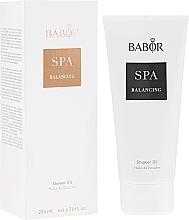 Düfte, Parfümerie und Kosmetik Verwöhnendes Duschöl mit Arganöl, Zedernholz und Vanille - Babor Balancing Shower Oil
