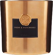 Düfte, Parfümerie und Kosmetik Duftkerze Black Oudh - Rituals Private Collection Black Oudh Scented Candle