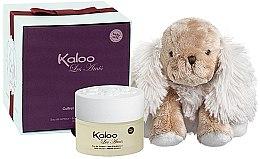 Düfte, Parfümerie und Kosmetik Kaloo Kaloo Les Amis - Duftset (Eau de Senteur 100ml + Hund Kuscheltier)