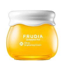 Düfte, Parfümerie und Kosmetik Aufhellende Gesichtscreme mit Mandarinenschalenextrakt und Vitamin C - Frudia Brightening Citrus Cream