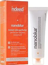 Düfte, Parfümerie und Kosmetik Gesichtscreme für einen ebenmäßigen Teint - Indeed Laboratories Nanoblur Instant Skin Perfector Blurring Cream