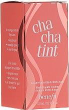 Düfte, Parfümerie und Kosmetik Benefit Chachatint - Flüssiges Lippen- und Wangenpigment (Mini)