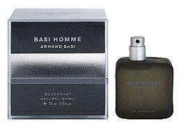 Düfte, Parfümerie und Kosmetik Armand Basi Homme - Deodorant