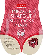 Düfte, Parfümerie und Kosmetik Intensiv straffende Gesäßmaske - Purederm Miracle Shape-Up Buttocks Mask