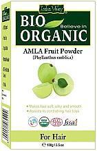 Düfte, Parfümerie und Kosmetik Fruchtpulver Amla für das Haar - Indus Valley Bio Organic Amla Fruit Powder