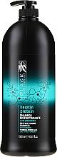 Düfte, Parfümerie und Kosmetik Restrukturierendes Shampoo mit Keratin - Black Professional Line Keratin Protein Shampoo